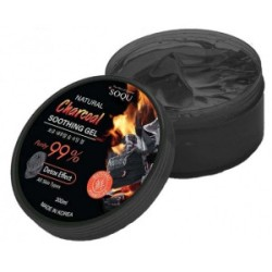 SOQU NATURAL CHARCOAL SOOTHING GEL