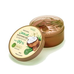 SOQU NATURAL COCONUT SOOTHING GEL