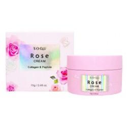 SOQU ROSE CREAM (70g)